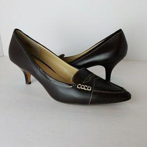 """OSCAR De La Renta """"Davin"""" Pointed Toe Heels"""